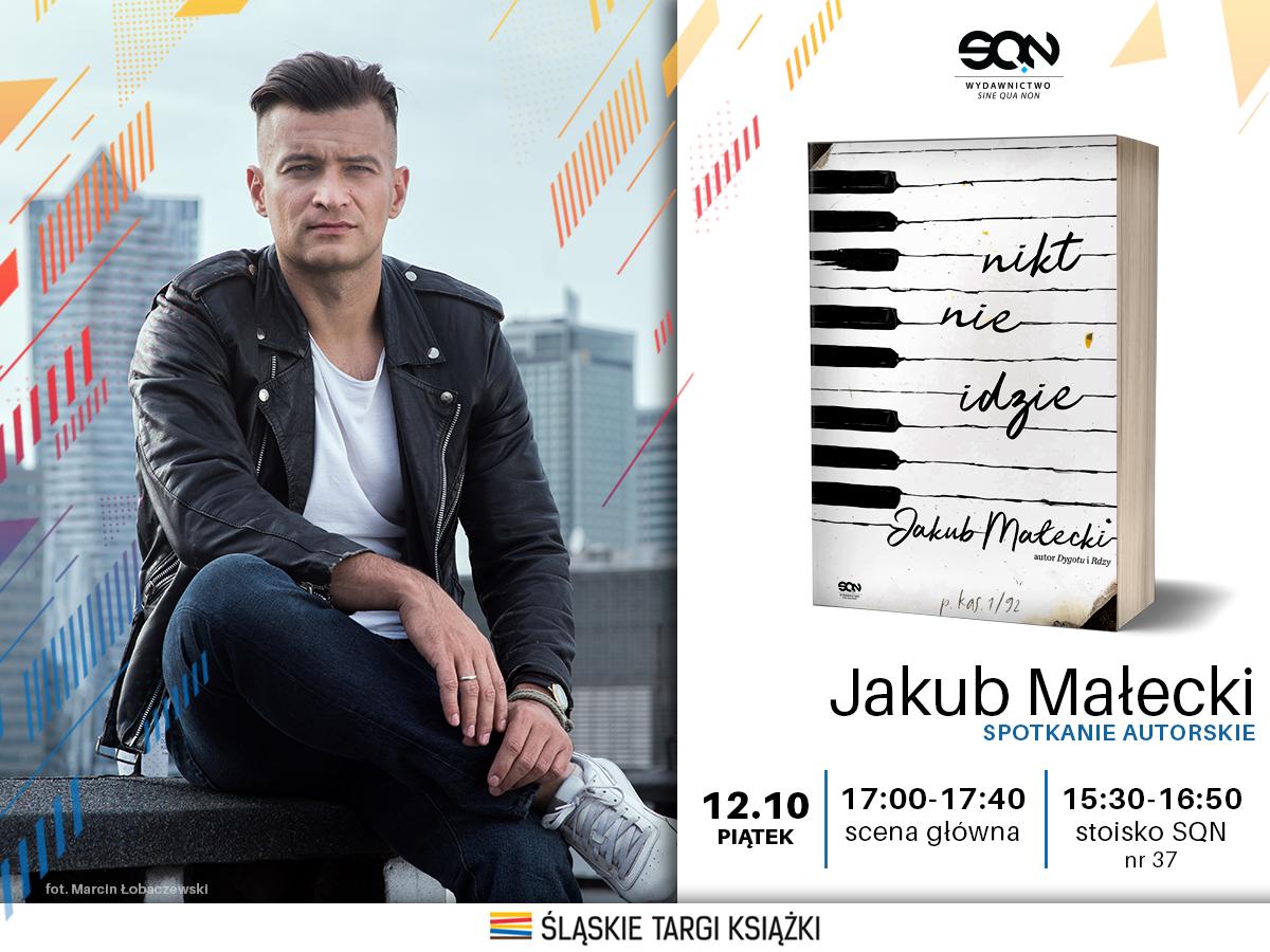 Jakub-Małecki-spotkanie-autorskie